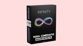 Infinity 1350+ Cinematic Sound Effects Free Download