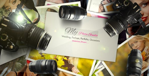 Photographer Logo V2