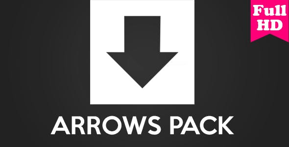 Arrows Pack Motion Graphics