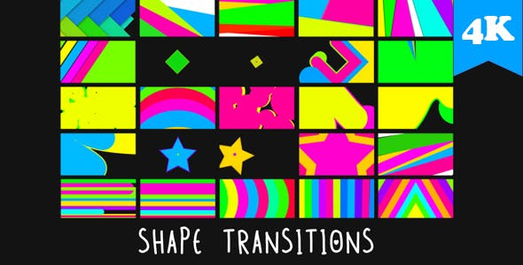 Shape Transitions Graphics