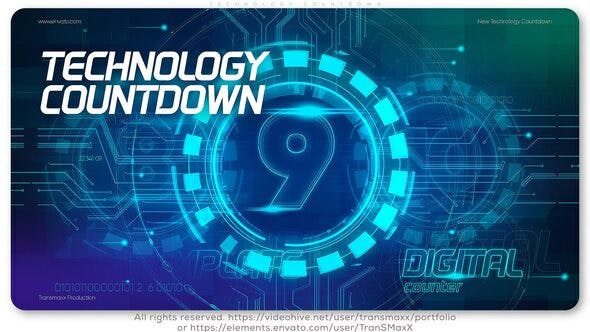 Technology Countdown