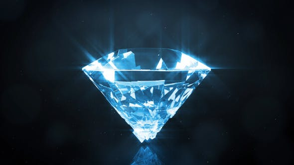 Luxury Diamond Logo