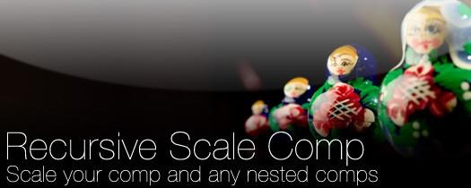 Recursive Scale Comp 1.06