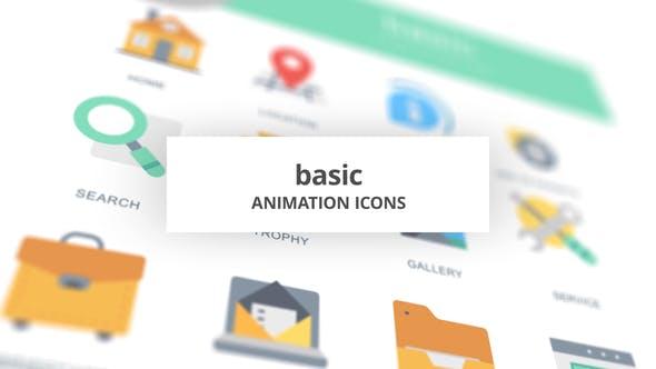 Basic – Animation Icons