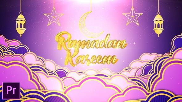 Ramadan Kareem Opener