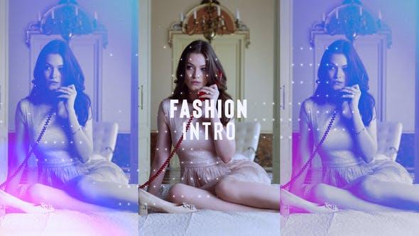 Fashion Gradient Intro Premiere Pro