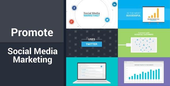 Promote – Social Media Marketing