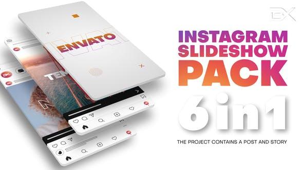 Instagram Slideshow Pack