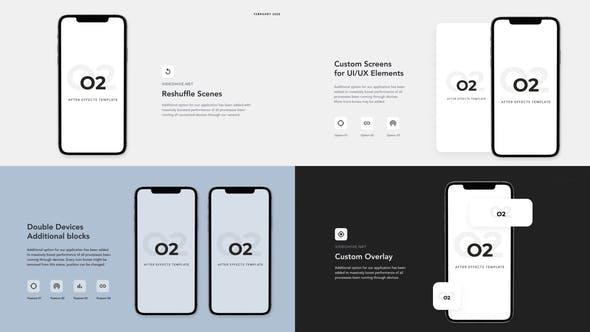O2 – App promo
