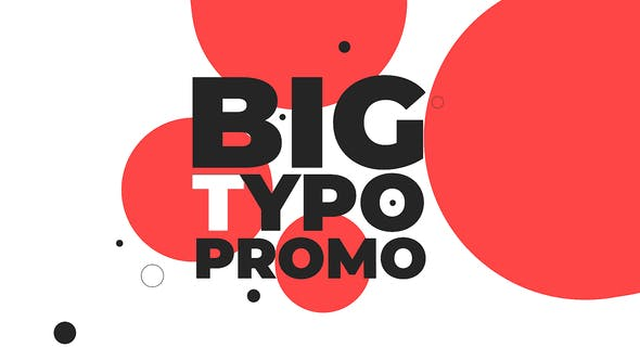 Big Typo Promo Effects