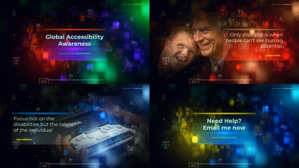 Global Accessibility Awareness Opener