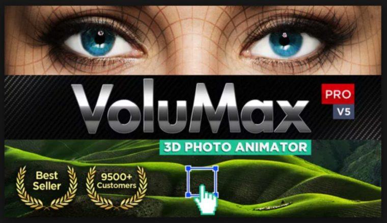 VideohiveVoluMax - 3D Photo Animator v5.3 13646883