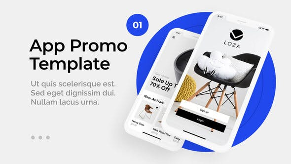 Business Phone App Promo