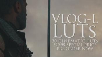 Neumann Films VLog-L LUTs