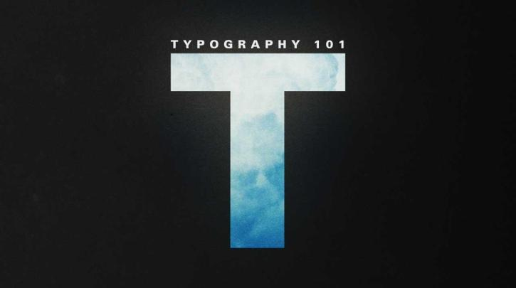 Motion Science - Typography 101