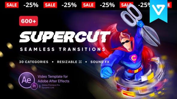 EasyEdit Transitions SuperCut