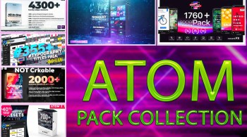 Atom Packs Collection 2020