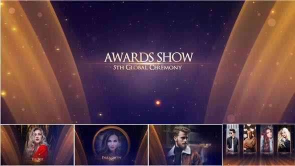 Awards Show | 2 versions