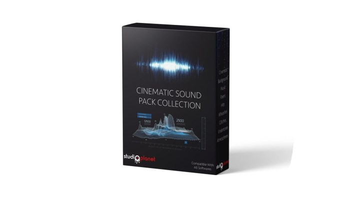 Studio Planet – Cinematic Sound Pack Collection