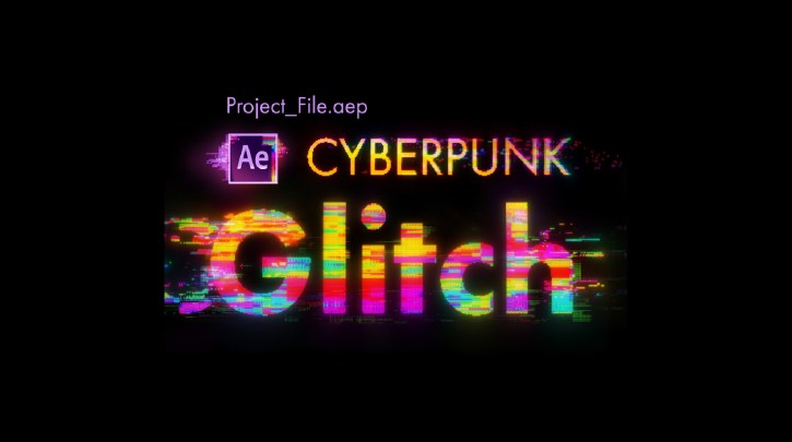 Cyberpunk LED Glitch