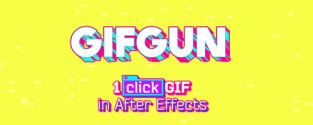 AEScripts GifGun