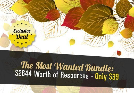 InkyDeals – The Most Wanted Bundle with $2,644 worth of Resources