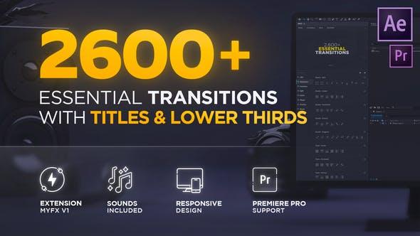 2600 Essential Transitions V3