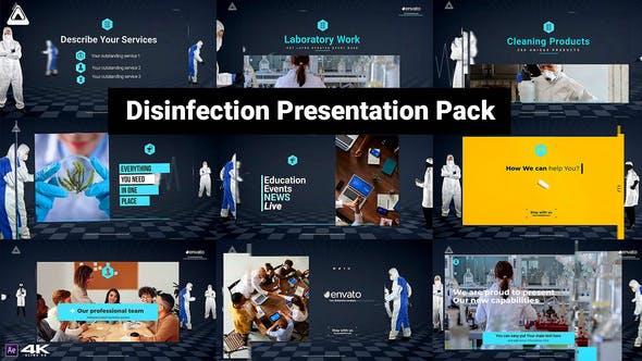 Desinfection Presentation Pack