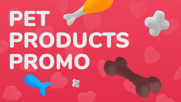Pet Products Promo