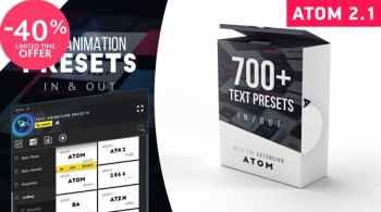 Atom Text Presets