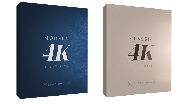 Modern and Classic Light Hits 4K