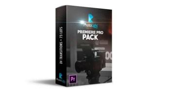Premiere Pro Transitions Bundle - Photolightpro