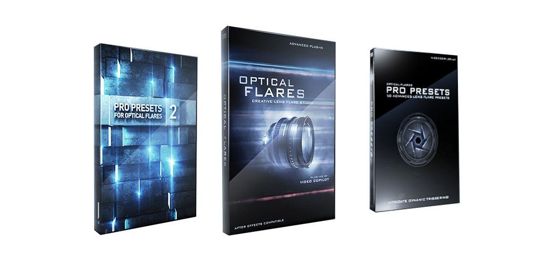 Video Copilot Optical Flares v1.3.5
