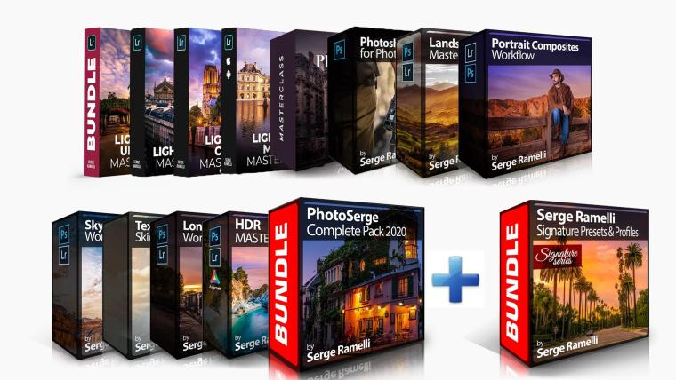 PhotoSerge – Photo Serge Complete Pack 2020