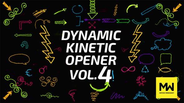 The Dynamic Kinetic Opener Volume 4 Version 2