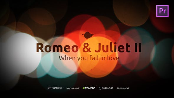 Romantic Titles - Romeo & Juliet