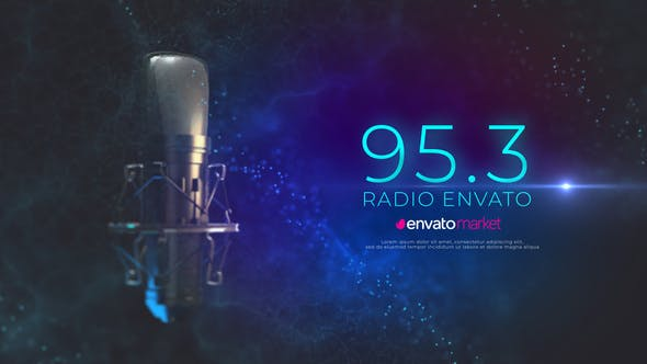 Radio Logo Opener
