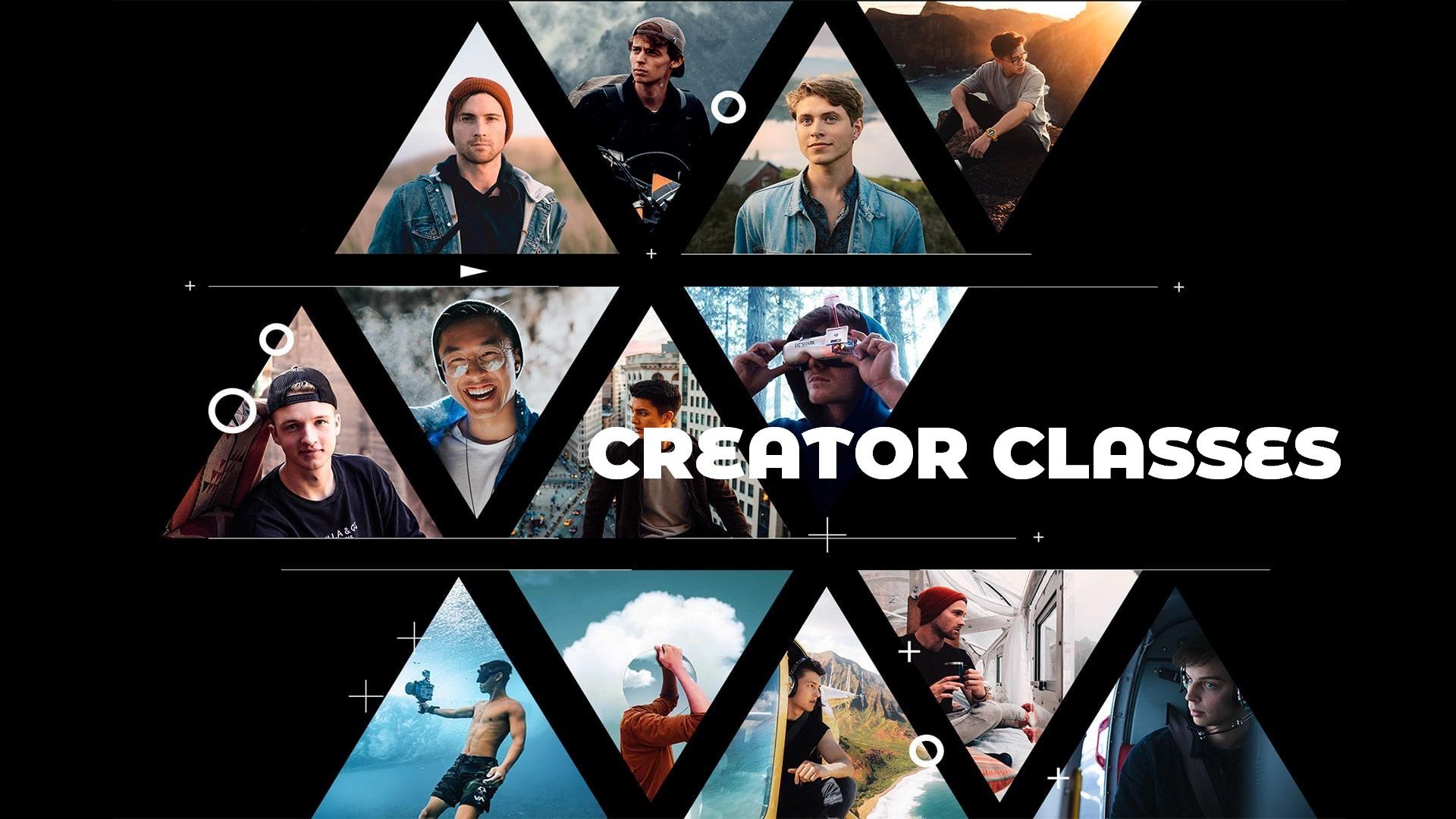 Creatorclasses - Creator Class