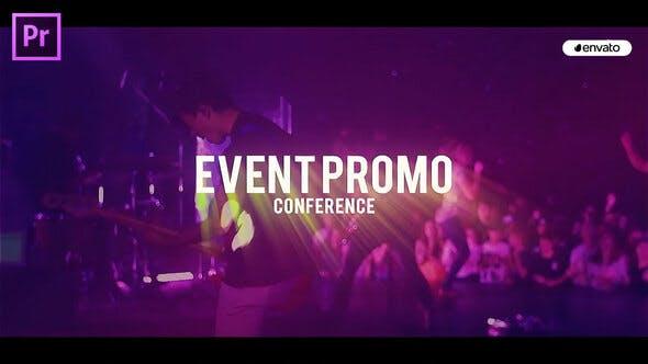 Event Promo for Premiere Pro