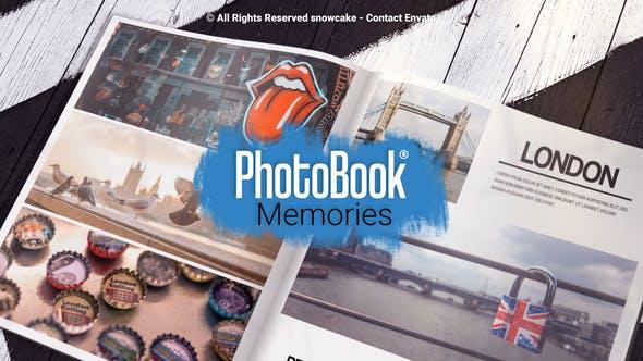 PhotoBook Memories