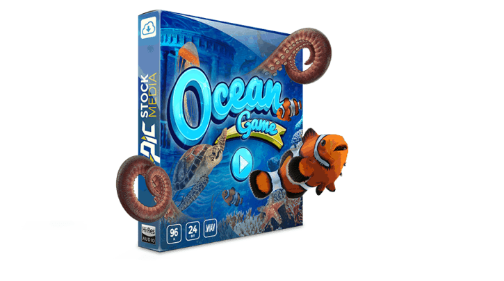 Epic Stock Media - Ocean Game