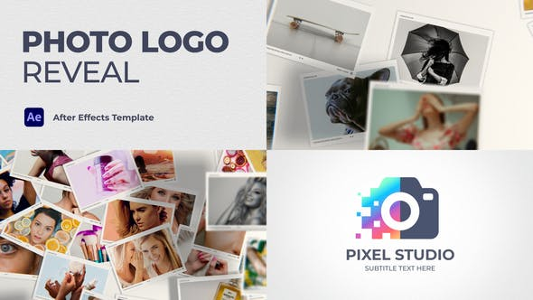 Photo Logo Reveal