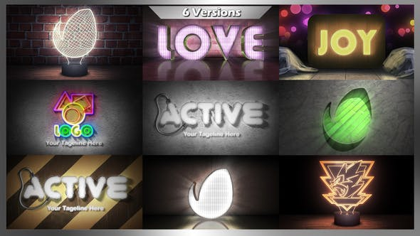 Lights Intro Pack