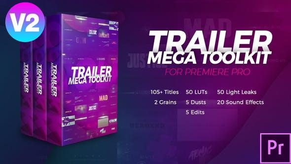 Trailer Mega Toolkit Premiere Pro V2