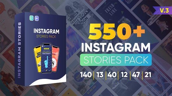 Instagram Stories V3