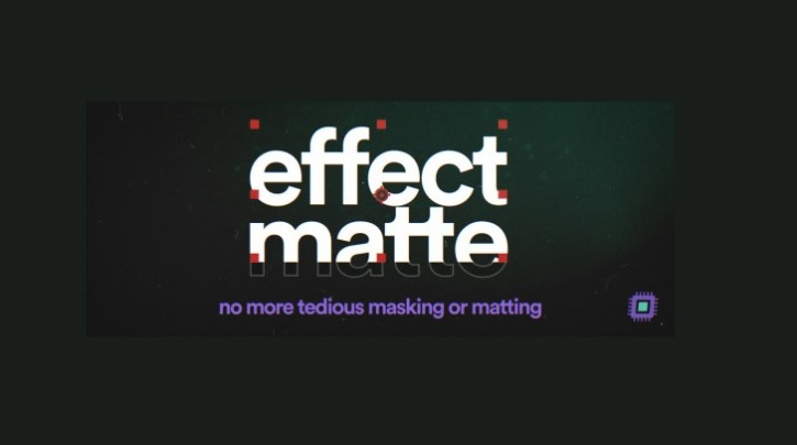 Aescripts Effect Matte