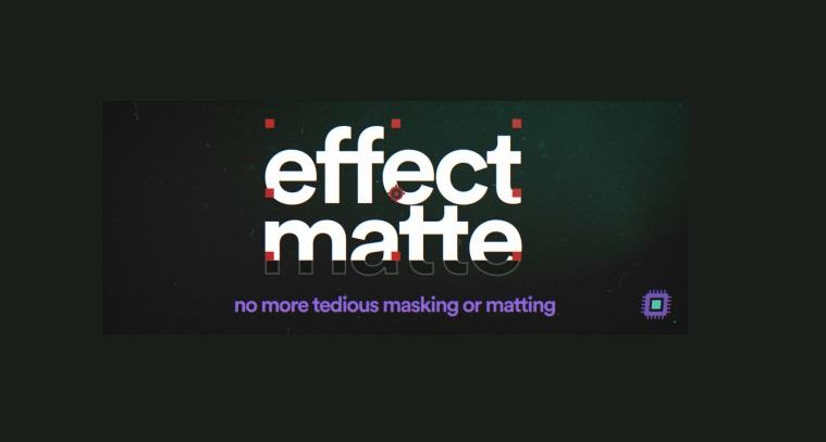 Aescripts Effect Matte