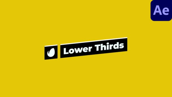 Self-Resizing Lower Thirds