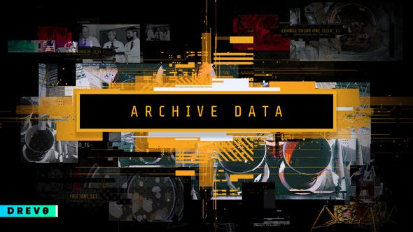 Archive Data/ Science Opener/ Digital Slideshow/ Cosmos/ Astronauts/ Timeline/ History/ Glitch Promo