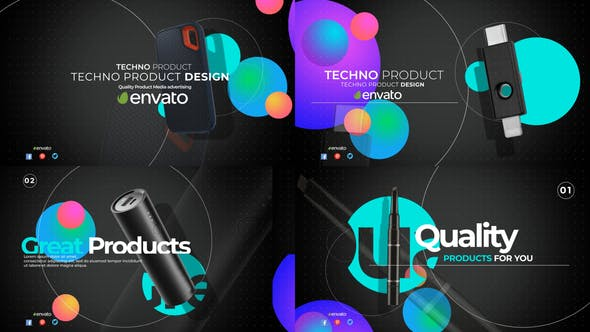 Technologic Product Promo
